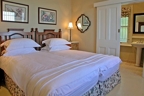 Garden Apartment 2nd bedroom en suite